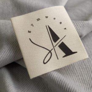 печать ярлыков для одежды