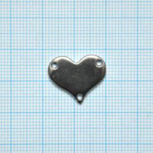 бирка сердце